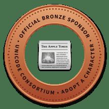 bronze-1F4F0